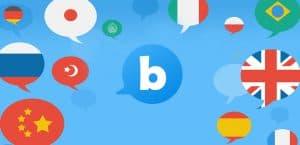 เรียนภาษาอังกฤษกับ busuu
