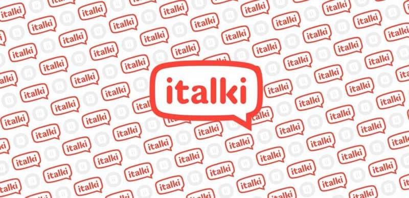iTalki Cover