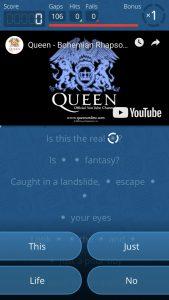 Lyrics Training ฝึกภาษาอังกฤษจากเพลง